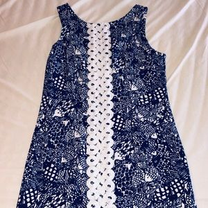 Lilly Pulitzer for Target shift dress in Upstream